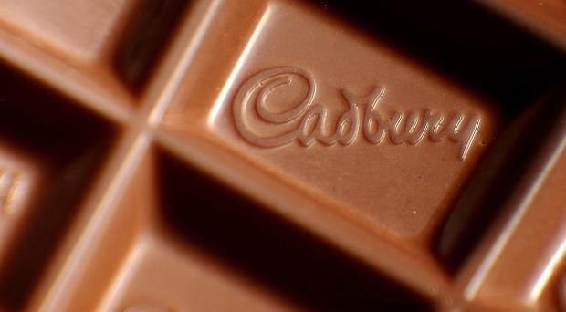 Cadbury's Dairy Milk is among the most popular brands in Ireland
