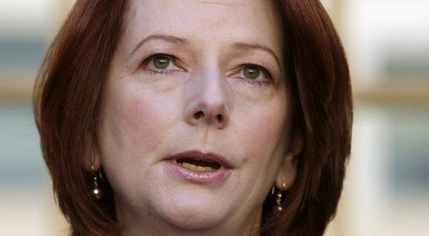 The Green party is calling a meeting with Australian prime minister Julia Gillard 'very constructive'