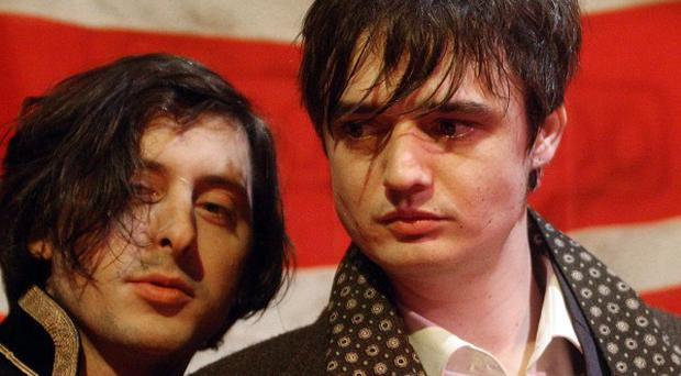 The Libertines played their first gig in six years