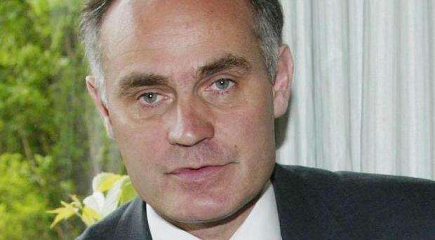 Prisons Minister Crispin Blunt has separated from his wife