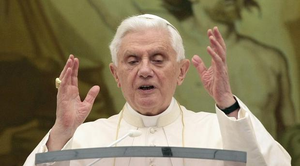 Pope Benedict XVI is preparing to visit Britain