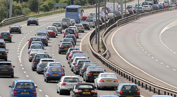 Experts predict the roads will be busiest on Saturday morning