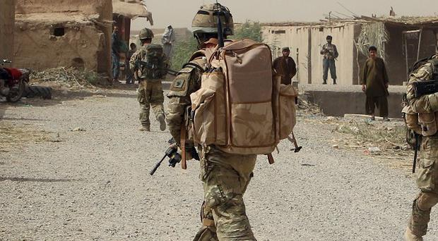 Insurgents have attacked Nato bases in Afghanistan