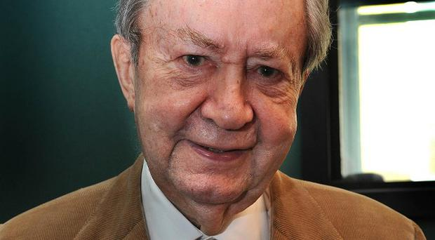 Peter Sallis formed the backbone of the series as the ever-sensible Norman Clegg