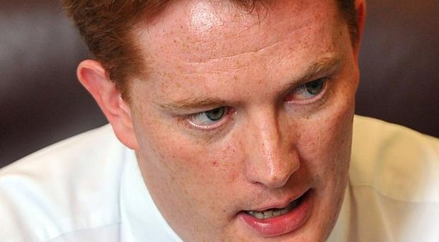 The overall tax burden will have to remain at its current level, says Danny Alexander