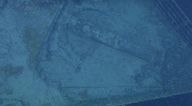 An expedition surveying the wreck of the Titanic is showing off some crisp images of the world's most famous shipwreck