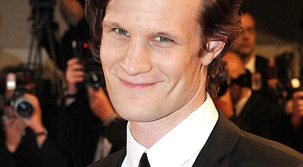 Matt Smith, BBC television series Doctor Who's lead actor