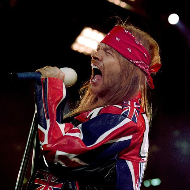 Axl Rose of Guns n' Roses closed the Leeds Festival with a foul-mouthed tirade