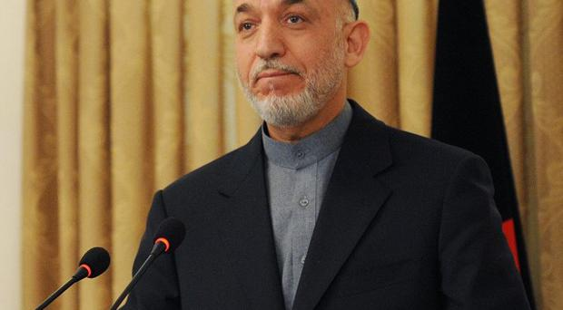 Afghan President Hamid Karzai has again criticised coalition strategy saying it produced nothing but civilian deaths