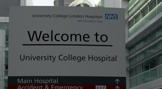 University College Hospital, London, has stepped up cleaning after superbug infections in babies