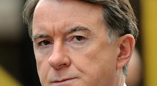 Labour risks getting stuck in an 'electoral cul-de-sac' if it takes a 'pre-New Labour' direction, Lord Mandelson warned