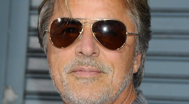 Don Johnson loved working with Robert Rodriguez
