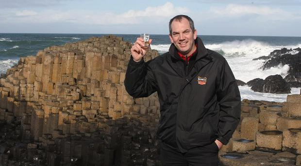 Master Distiller Colum Egan loaunched a worldwide search to find an apprentice to help create a new blend of Bushmills whiskey