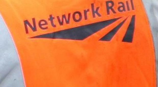 A Network Rail worker has been sacked for allegedly falsifying records