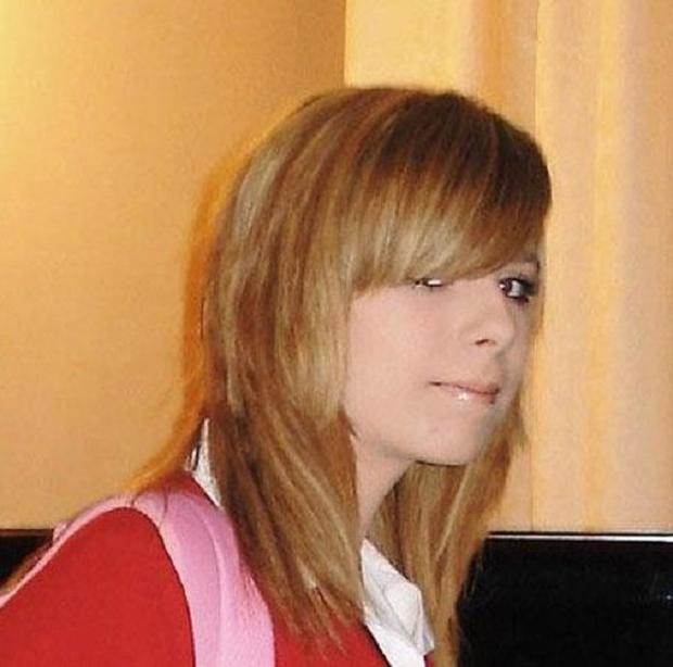 Michaela Davis, 12, who was found dead beside the Royal Canal in Dublin