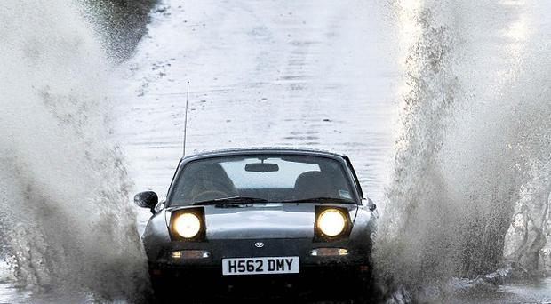 This month has brought the coldest temperature recorded in August for 23 years - as well as widespread wet weather
