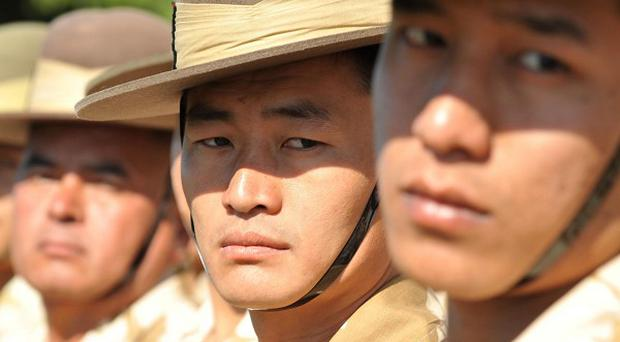 The Gurkha regiment may be scrapped by the MoD amid cuts to defence spending