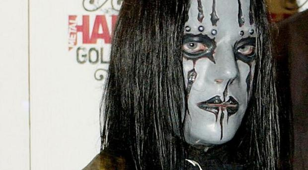 Joey Jordison of Slipknot is noted for playing two bass drums simultaneously