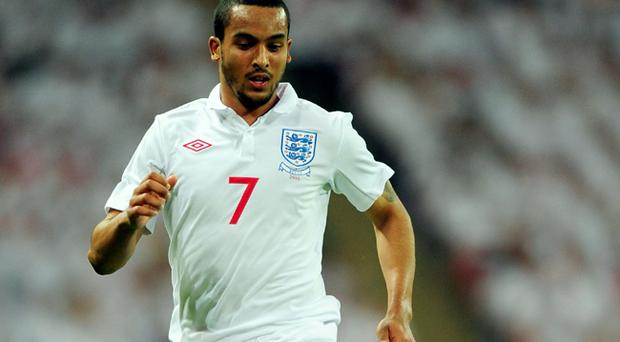 Theo Walcott missed out on the World Cup after being left out of Fabio Capello's England squad