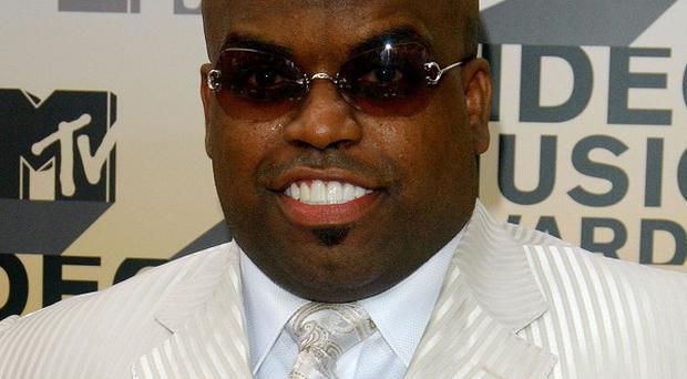 Cee Lo said his song is a work of art