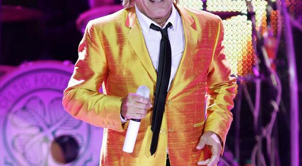 Rod Stewart doesn't want to tour at the age of 90