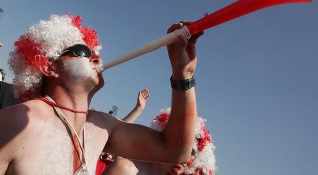 Vuvuzelas have been banned by UEFA from European Championship and Champions League matches