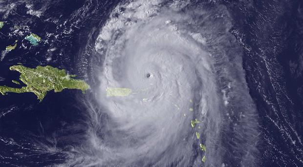 Hurricane Earl, now a powerful Category 4 storm, is heading towards the US east coast