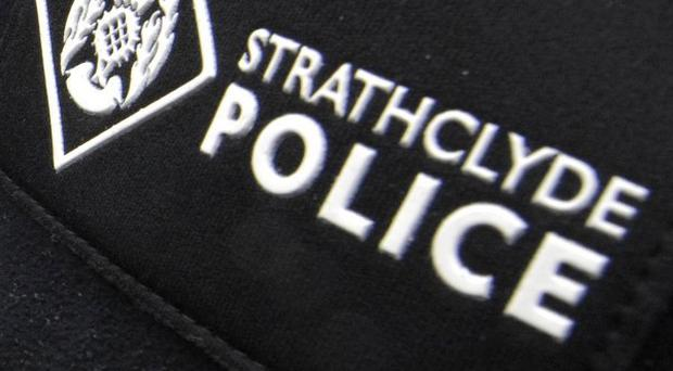 A 10-year-old girl has been injured in a dog attack, Strathclyde Police confirmed