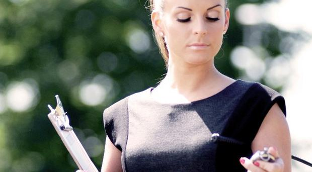 Coleen Rooney fronts a new ad campaign for Littlewoods