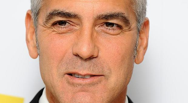 George Clooney will play a minor role in his political drama