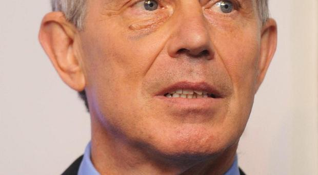 Tony Blair has revealed that he came close to ordering the RAF to shoot down a passenger plane over London