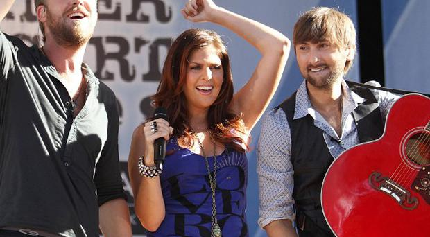Lady Antebellum is among the CMA awards nominees