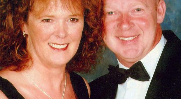 Hugh McFall beat his wife Susan and their daughter Francesca to death, an inquest ruled