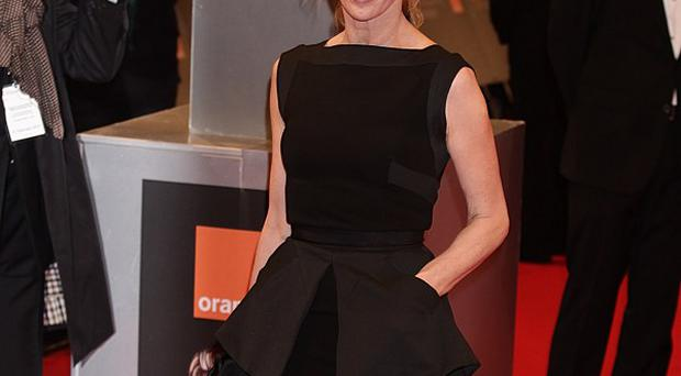 Trudie Styler enjoyed working with friend Charles Dance