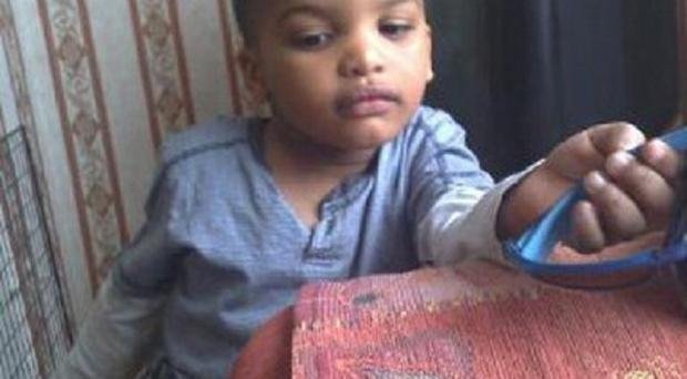 Kanan, a four-year-old boy who had gone missing, has been found with foster carer Marcia Langton