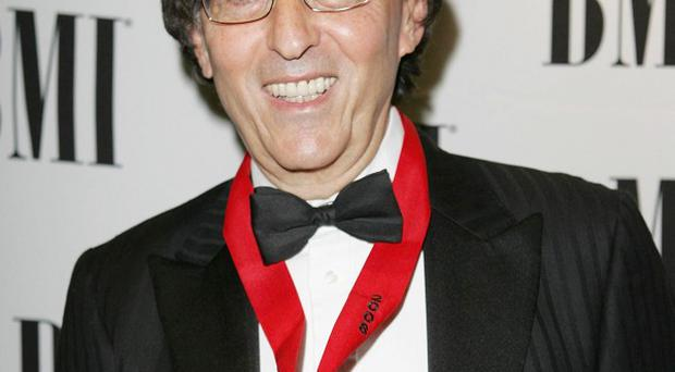 Don Black is to be honoured for his work