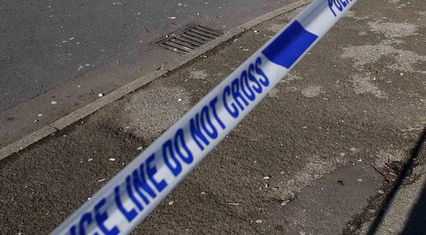 A homeless man has died after collapsing in police cell