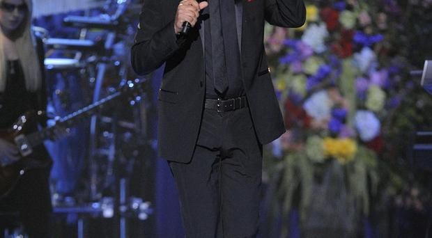 Lionel Richie would like to duet with Robbie Williams