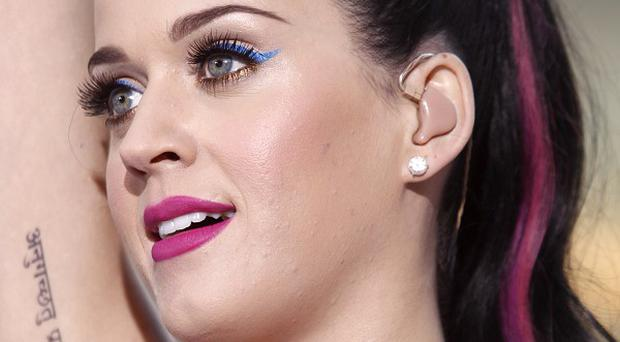 Katy Perry says her second album is more important than her first