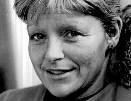 Journalist Veronica Guerin was killed in 1996