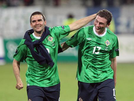 Slovenia 0 Northern Ireland 1