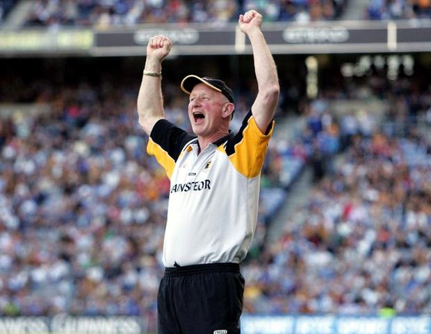 Kilkenny boss Brian Cody is the most successful hurling manager of all time
