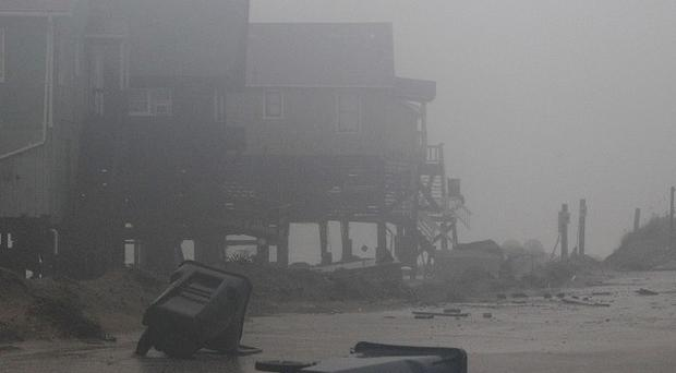Hurricane Earl swooped into New England at 70 mph (AP)