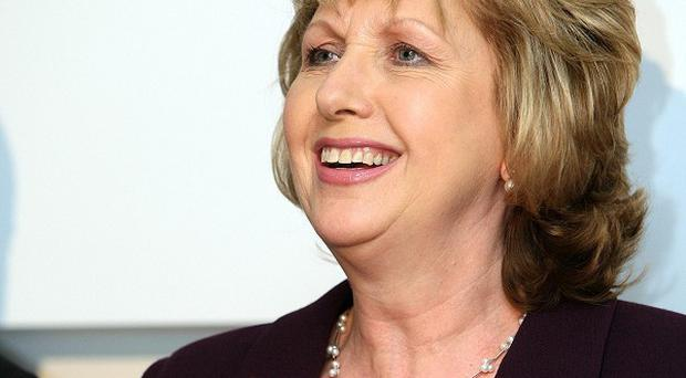 Mary McAleese is leading a business delegation to Russia