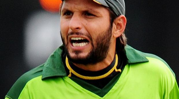 Pakistan Twenty20 captain Shahid Afridi apologised on behalf of the suspended players