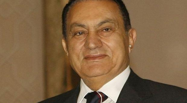 Hosni Mubarak's government allegedly launched a smear campaign against a democracy campaigner