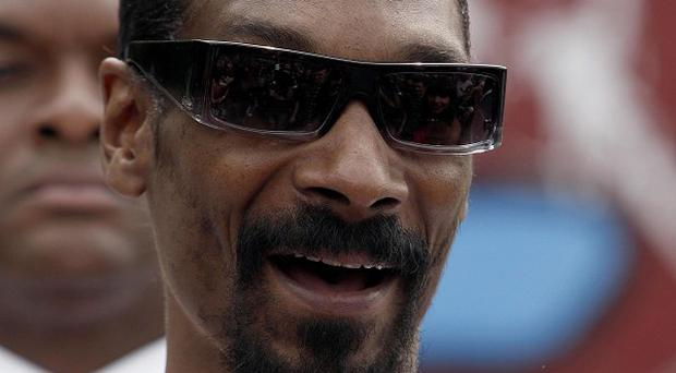 Snoop Dogg's music will be featured on the video game Rock Band