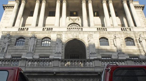Bank of England policymakers are expected to keep interest rates on hold