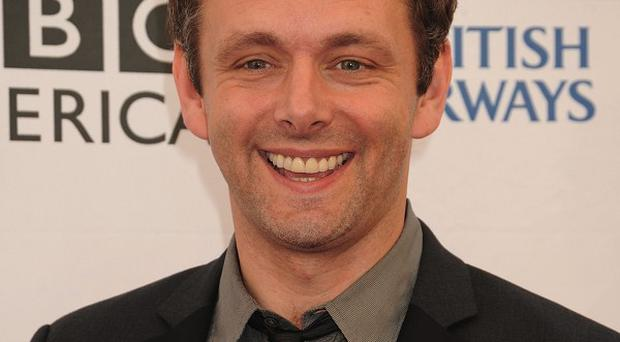 Michael Sheen enjoyed filming Tinker Bell And The Great Fairy Rescue