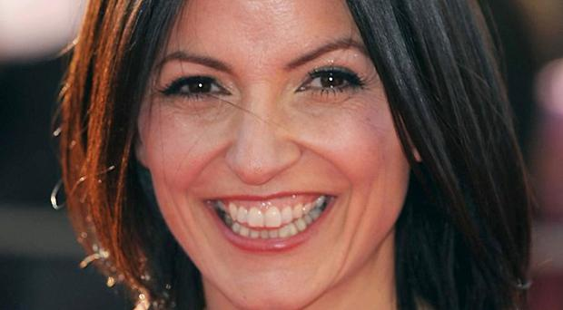 Davina McCall's husband moaned about her 'comfy' underwear